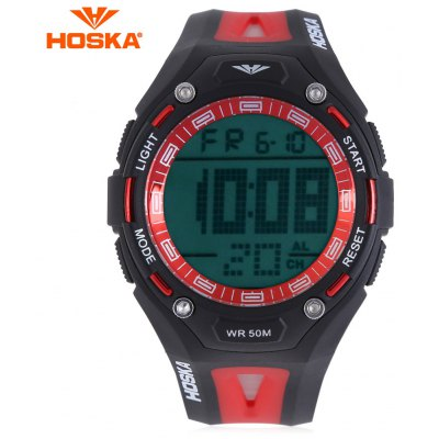 HOSKA H010B Children LED Sport Watch