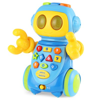 Baby Robot Learning Machine Toy