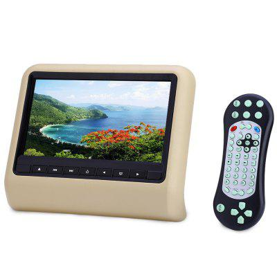 XD9901 9 Inch 800 x 480 LCD Screen Car Backseat DVD Player