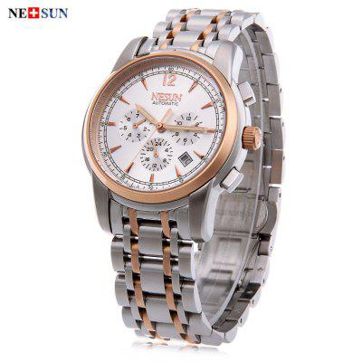 Nesun 980 Male Automatic Self Wind Mechanical Watch
