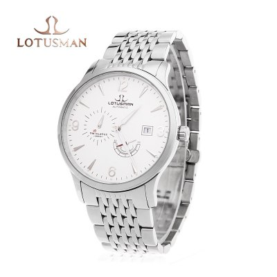 LOTUSMAN LM501SWA Male Automatic Mechanical Watch