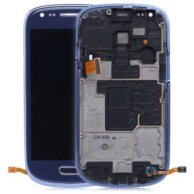 LCD Screen Digitizer Frame for Samsung Galaxy S3 Mini I8190