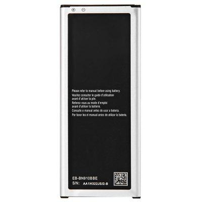Buy BLACK 3220mAh Li-ion Battery NFC for Samsung Galaxy Note 4 N910R / N910T / N910A for $6.49 in GearBest store