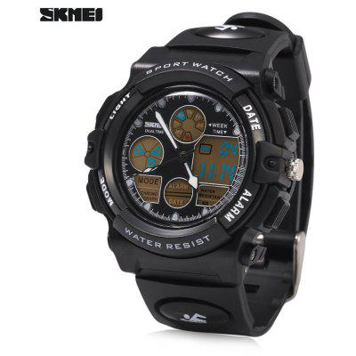 SKMEI 1163 Dual Movt Quartz Watch