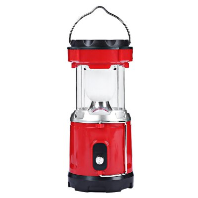 6-LED Rechargeable Camping Lantern Torch