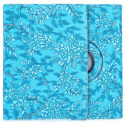 PU Leather 360 Degree Rotating Case for iPad Air 2
