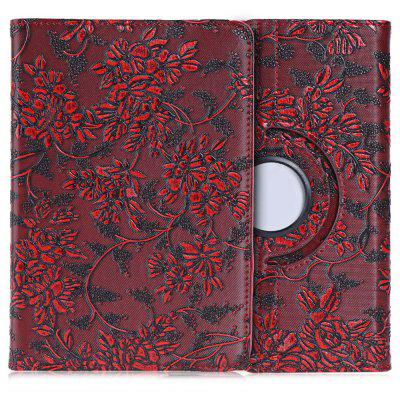 PU Leather 360 Degree Rotating Case for iPad Mini 1 / 2 / 3
