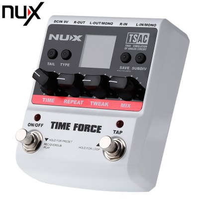 NUX Time Force Multifunction Digital Delay