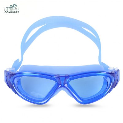 Conquest BL69 Adult Anti-fog UV Protection Swimming Glasses