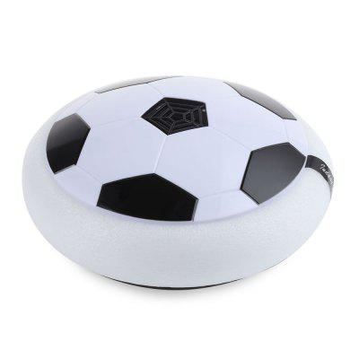 Air Power Soccer Disc Gliding Toy