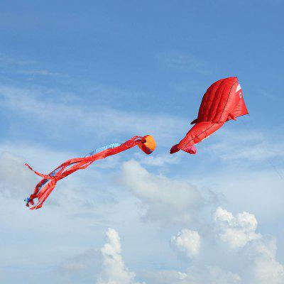 3D Huge Frameless Soft Dolphin Style Kite