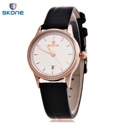 SKONE 9424BL Female Quartz Watch