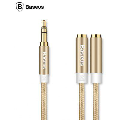 Baseus 3.5mm 2 in 1 Headset Audio Cable