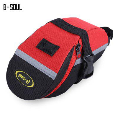 B - SOUL Cycling MTB Rear Saddle Bag