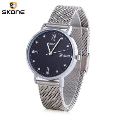 Skone 7392BL Women Quartz Watch