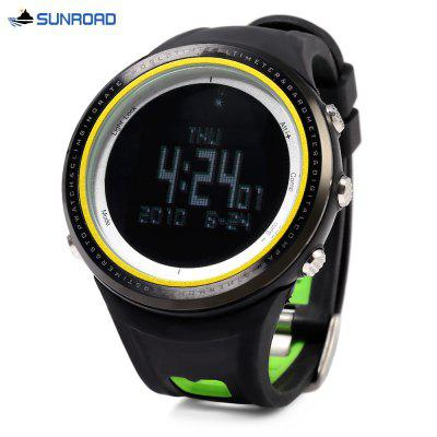 SUNROAD FR800NB Multifunctional Digital Sports Watch