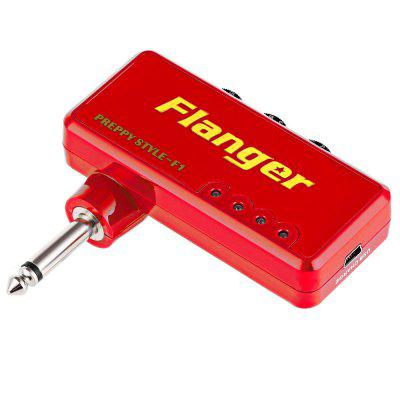 Flanger F1 Miniature Headphone Guitar AMP Amplifier