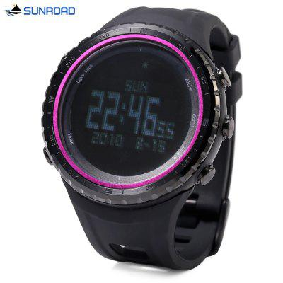 SUNROAD FR801B Professional Hiking Digital Sports Watch