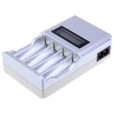 4 Slots Intelligent AA / AAA Battery Charger
