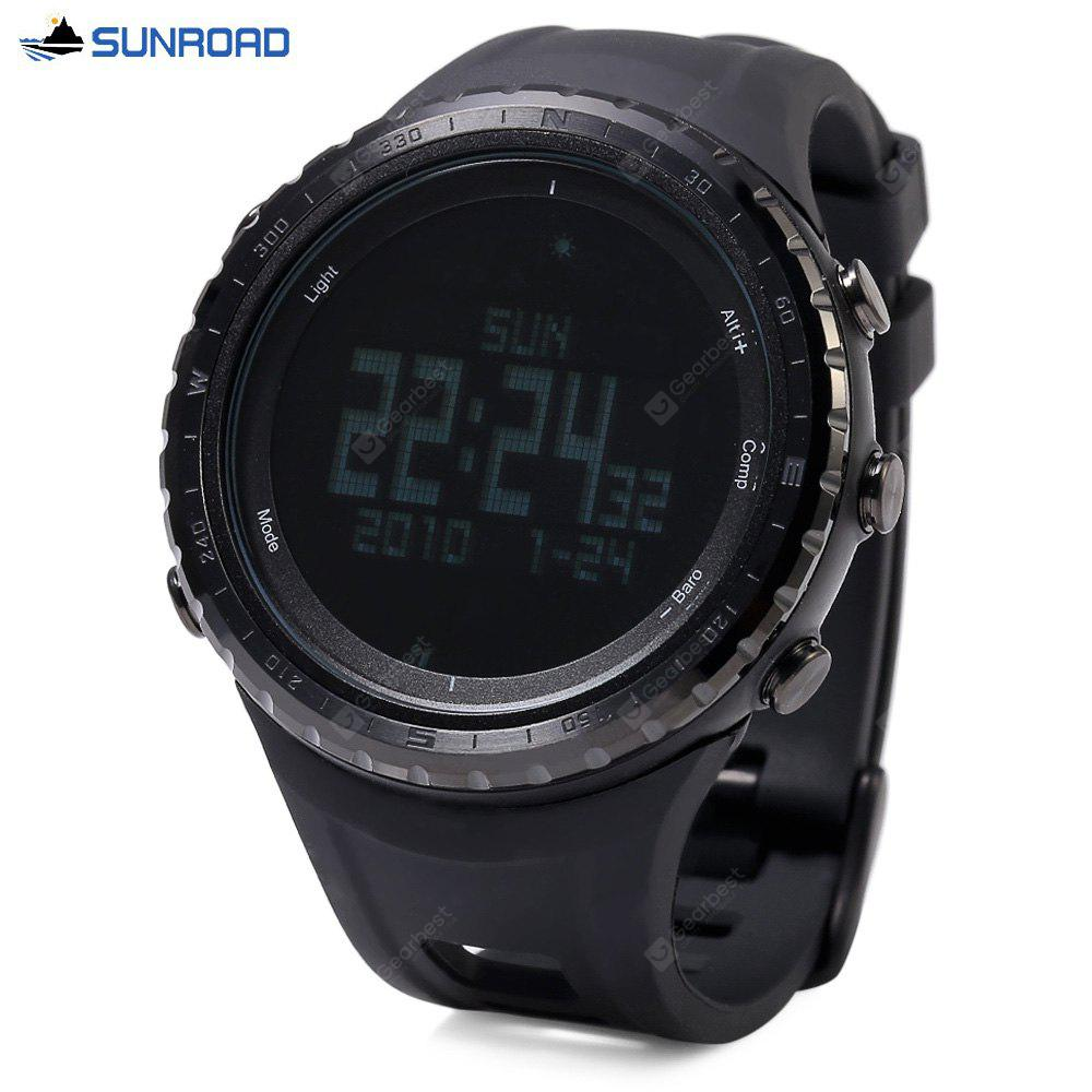 sports black watches products mens outdoor gold face military watch stopwatch sanda alarm digital big