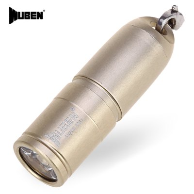 Wuben G344 LED Rechargeable Flashlight