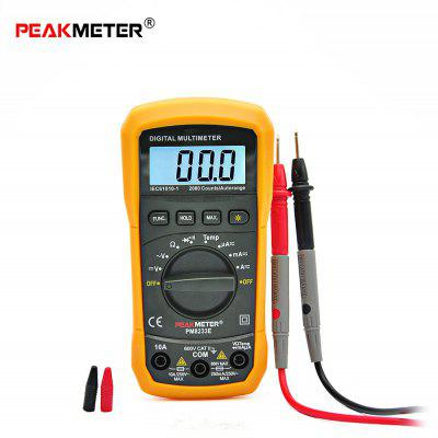 PEAKMETER PM8233E Digitales Multimeter