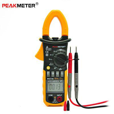 PEAKMETER MS2108 Multifunctional Digital Multimeter