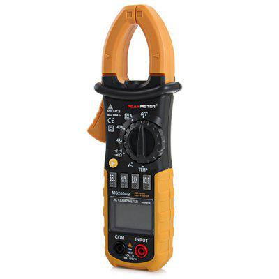 PEAKMETER MS2008B Mini AC Digital Clamp Meter