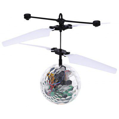 Flying Crystal Ball LED Flashing Stage Light