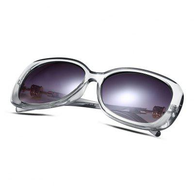 Gradient Round Plastic Frame SunglassesStylish Sunglasses<br>Gradient Round Plastic Frame Sunglasses<br><br>Frame Length: 15 cm / 5.91 inch<br>Frame material: Plastic<br>Gender: For Women<br>Group: Adult<br>Lens height: 4.9 cm / 1.93 inch<br>Lens material: Plastic<br>Lens width: 5.7 cm / 2.24 inch<br>Lenses Optical Attribute: Gradient<br>Nose: 1.2 cm / 0.47 inch<br>Package Contents: 1 x Women Sunglasses<br>Package size (L x W x H): 15.50 x 3.50 x 5.40 cm / 6.1 x 1.38 x 2.13 inches<br>Package weight: 0.059 kg<br>Product weight: 0.039 kg<br>Temple Length: 13 cm / 5.12 inch