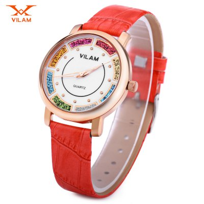 VILAM V1027L Women Quartz Watch