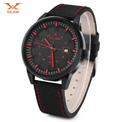 VILAM V2003G Men Quartz Watch