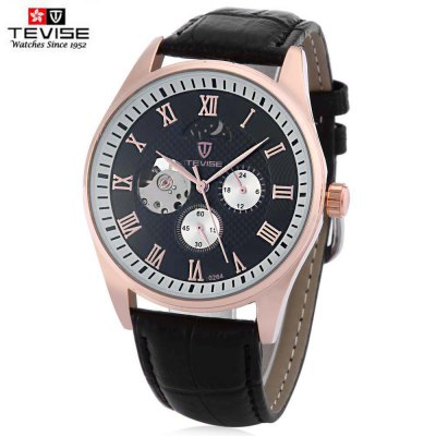 TEVISE 264 Men Auto Mechanical Watch