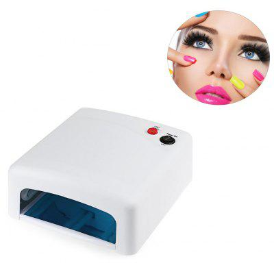 36W UV Lamp 110V Lamp Gel Nail Dryer