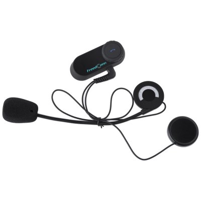 T - COMOS Motorcycle Bluetooth Full-duplex Helmet Intercom