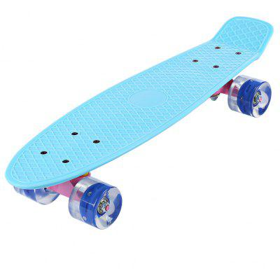 22 Inches Four-wheel Board