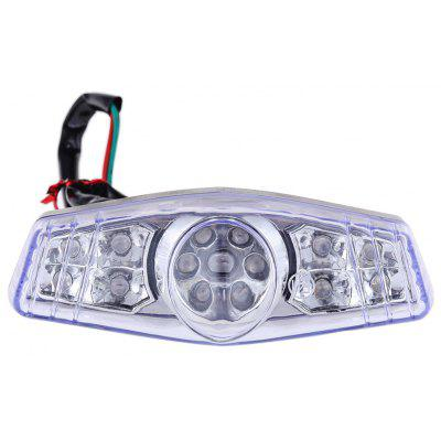 15 LEDs 12V Motorcycle Taillight
