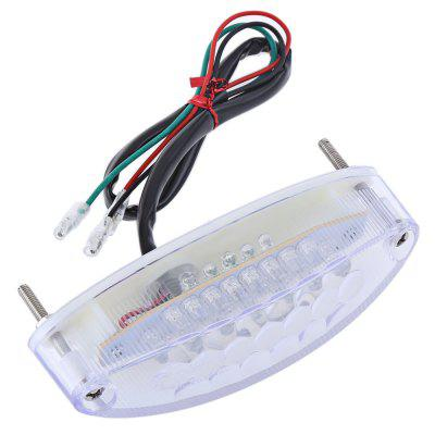 28 LEDs 12V Motorcycle Taillight