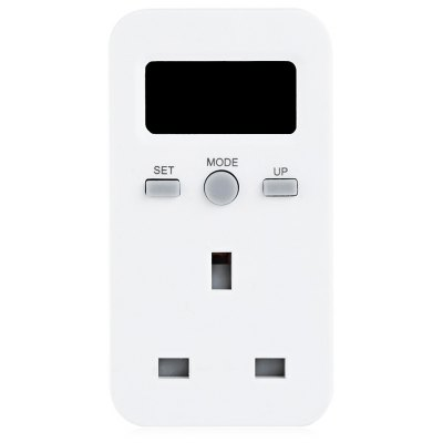 Watt Electricity Usage Monitor Socket