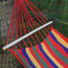 Durable Hammock Swing Canvas Trapeze - COLORFUL
