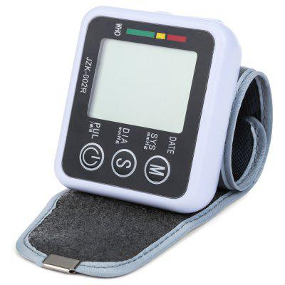 Automatic Wrist Blood Pressure Pulse Monitor Health Care