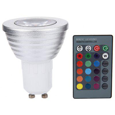 3W RGB LED Spotlight