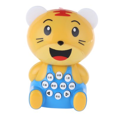 Children Mini Tiger Learning Machine Toy