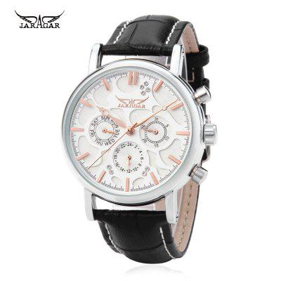JARAGAR F120545 Men Automatic Mechanical Watch