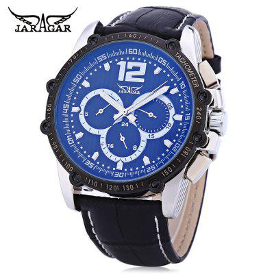 JARAGAR F120565 Men Auto Mechanical Watch