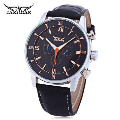 JARAGAR F120550 Men Auto Mechanical Watch