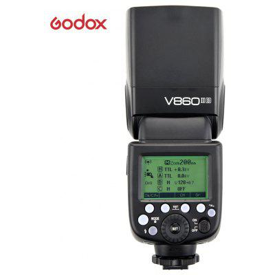 Godox V860IIS 2.4G Wireless Camera Flashlight for Sony