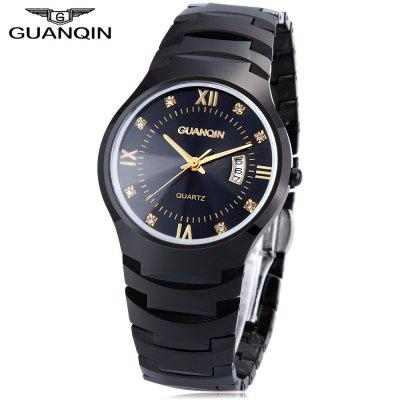 GUANQIN 6020G Male Quartz Watch
