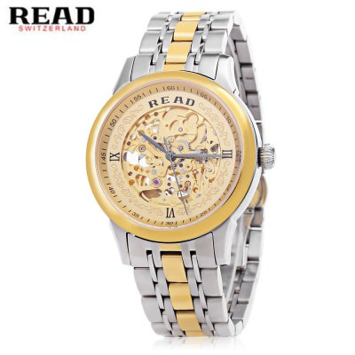 READ R8002G Men Auto Mechanical Watch