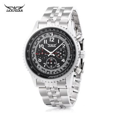JARAGAR J014 Men Automatic Mechanical Watch